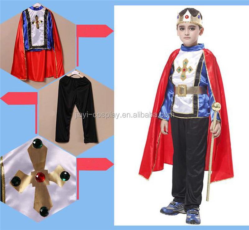 Boys kids Persia king cosplay stage Costume Cosplay Fancy Dress Party Halloween costume