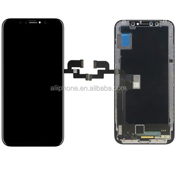 High quality lcd screen and digitizer for iPhone X mobile phone lcd display