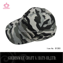 100% brush cotton sports cap military golf caps for wholesale