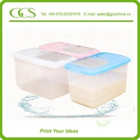multi functional large rice storage container stainless steel rice storage bin with high quality