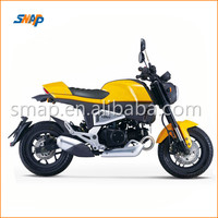 M6 50CC Gasoline Street Bike Racing Motorcycle EEC Approved EFI system EURO4 standard
