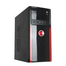 Full tower Atx cases with double handle gaming computer pc cases