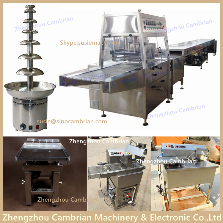 chocolate tempering machine related