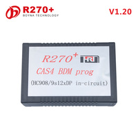 2015 New Arrical OBD2 car mileage correction tool R270 bdm programmer mileage change programmer for BMW CAS4