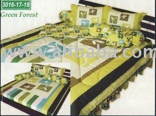 Green Forest Sprei harga Rp. 110,400