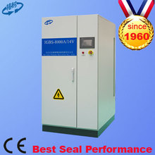 Long lifespan air cooling electrolytical refined copper power supply