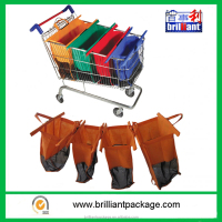 trolley shopping bag 4 new bag set fits large size trolley