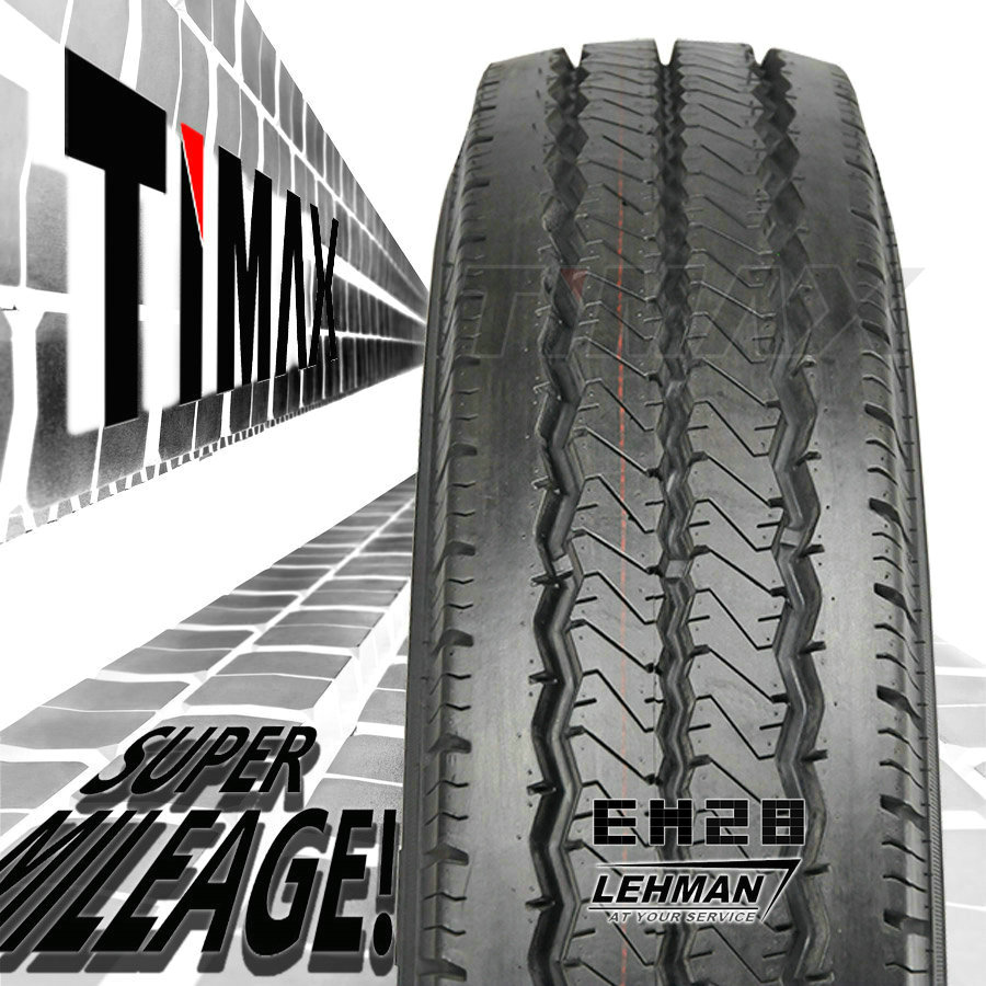 180000 kms TIMAX Wholesale Light Truck Tyre 6.50x16, 650r16 Tractor Tyre