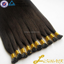 Virgin Remy Full Cuticle Tangle And Shedding Free I Tip Hair Designs For Girls