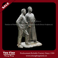 decorative garden bronze china figures for sale