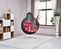 cheap price outdoor rattan chair indonesia hanging chair promote price