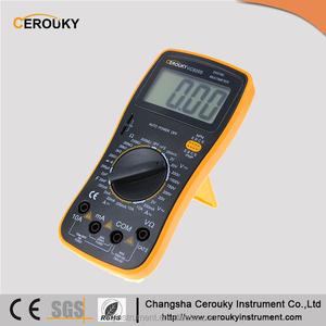 digital multimeter dt9208a manual