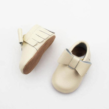 Baby girls shoes newly classic colours leather baby moccasins