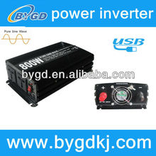 800W pure sine wave off-grid power converters