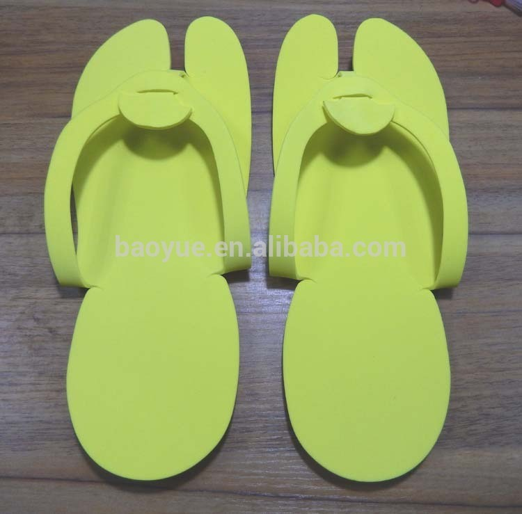Disposable Light GREEN EVA SLIPPERS