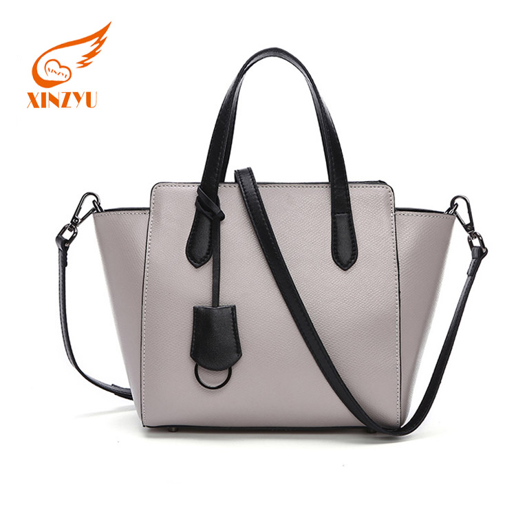 Woman bags genuine leather brand name flap double cc silver rose handbag
