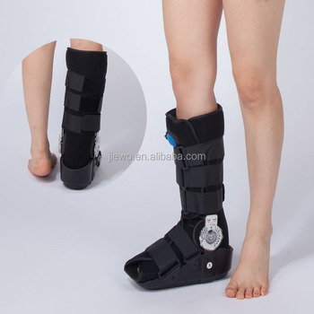 Ankle Support Shoes >> Foot Care Rom Walker Boots Ankle Support Shoes For Calf Preoperative