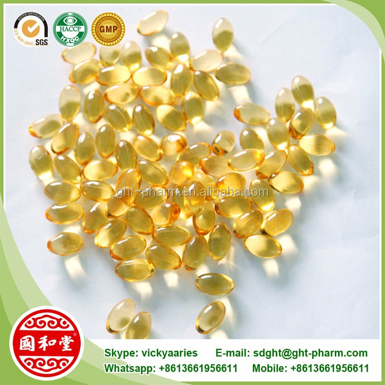 Top Quality cooking fish oil OEM
