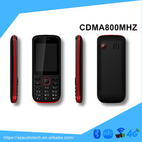 2016 bestseller 2.4 inch china low cost cdma mobile phones