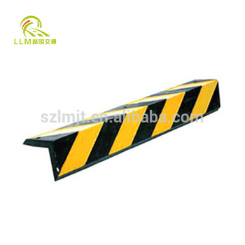 Garage car parking rubber sharp corner protectors for wall