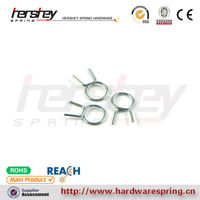 small torsion spring motor bike spring clip