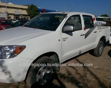 2007 Toyota Hilux Left Hand Drive 21327SL