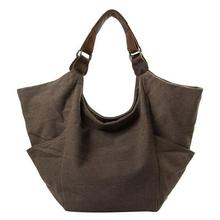 wholesale khaki 12 Oz canvas single strap shoulder bag