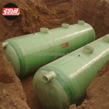 Stackable plastic fiberglass bio used septic tanks used for sewage treatment