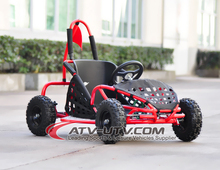 New Red kids buggy 196cc 6.5HP go kart