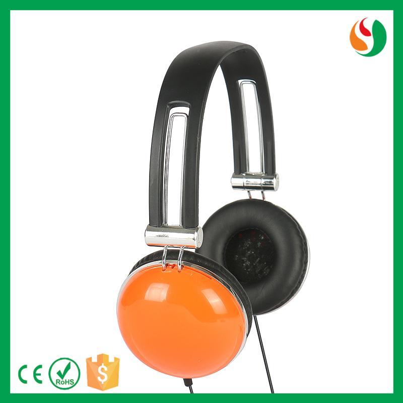 Fashion earmuff headphones cheap bulk headphones