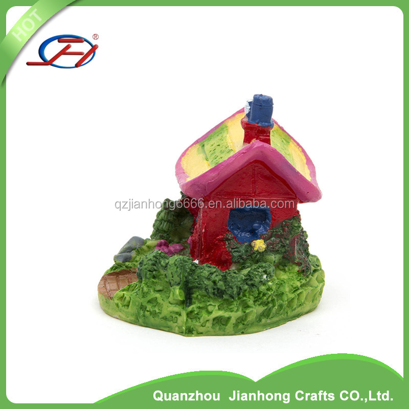 decor miniature mushroom figurine crafts resin ornament garden fairy