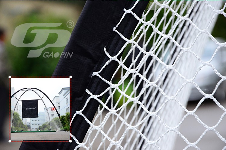 Custom Portable 3 in 1 golf net Golf Taining Practice Nets