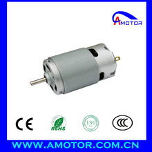 High efficiency 24VDC carbon brush micro electric motor for massager household appliances