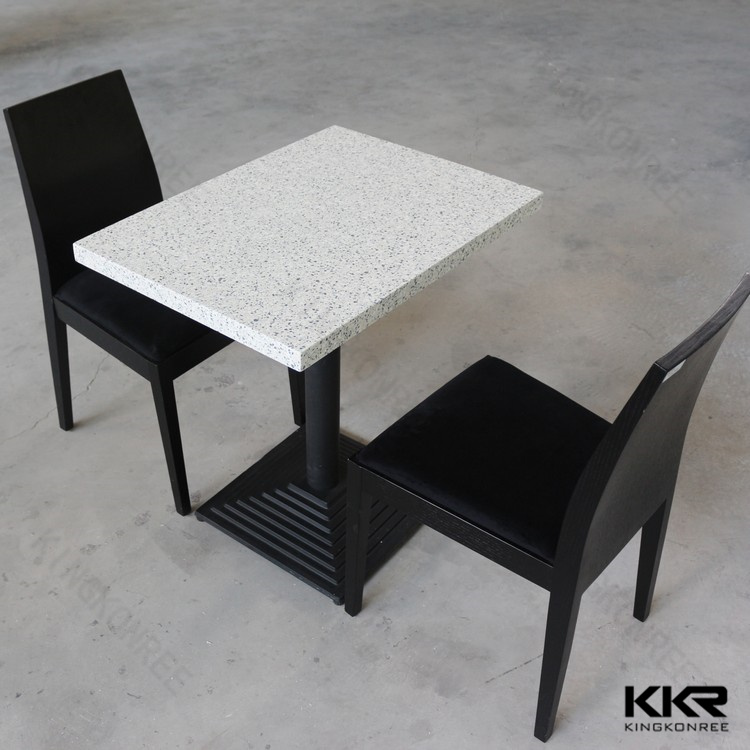 mushroom shaped tables, solid surface table