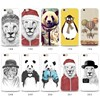 Customized fancy beautiful design mobile phone covers case plastic for iphone 6 6S case for samsung j1 j5 galaxy s7 edge case