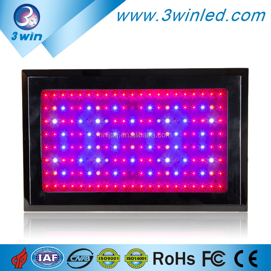 11 Band Full Spectrum 168pcs 3W LED Grow Light 3W Led Hydroponic Plant Grow Lamp