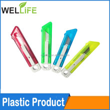 Ningbo factory wholesale personal logo plastic wrap slide cutter