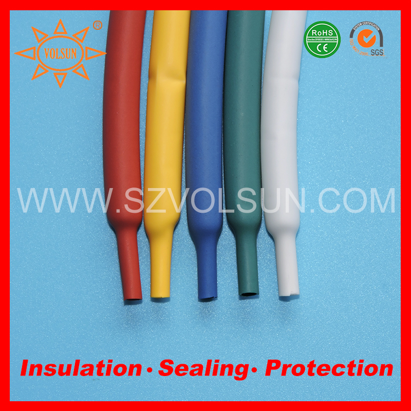Best sellling waterproof hongshang heat shrink tube Exported to Worldwide