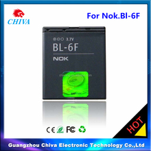 all model battery for mobile phone for nokia BL-6F bl6f