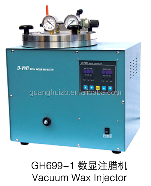 HIGH QUALITY Digital Wax Injector for jewelry wax injector machine
