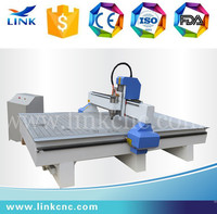 Best service Link brand LXM1530 stepper motor cnc stone engraving machine