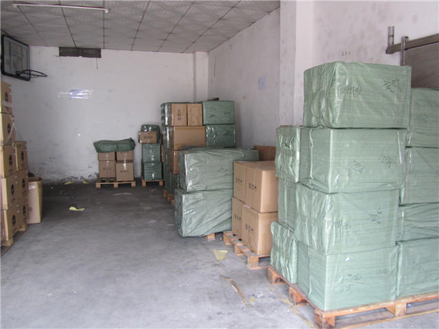 Warehouse of Finished Goods