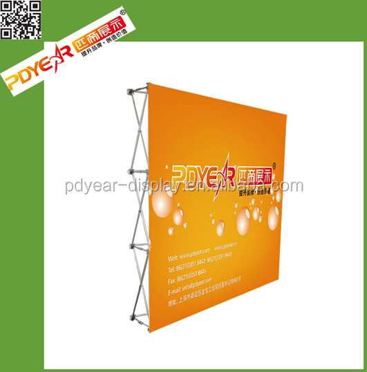 trade show booth display exhibition pull up stands