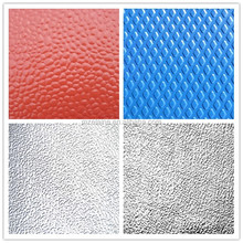 Colour Coated Embossed Aluminum Sheet / Coil