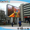iron cabinets outdoor building wall or pole stand p10 p8 p6 giant led publicity screens