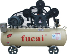 4kw 5.5hp 8bar industrial plastic vacuum forming Fusheng style piston air compressor