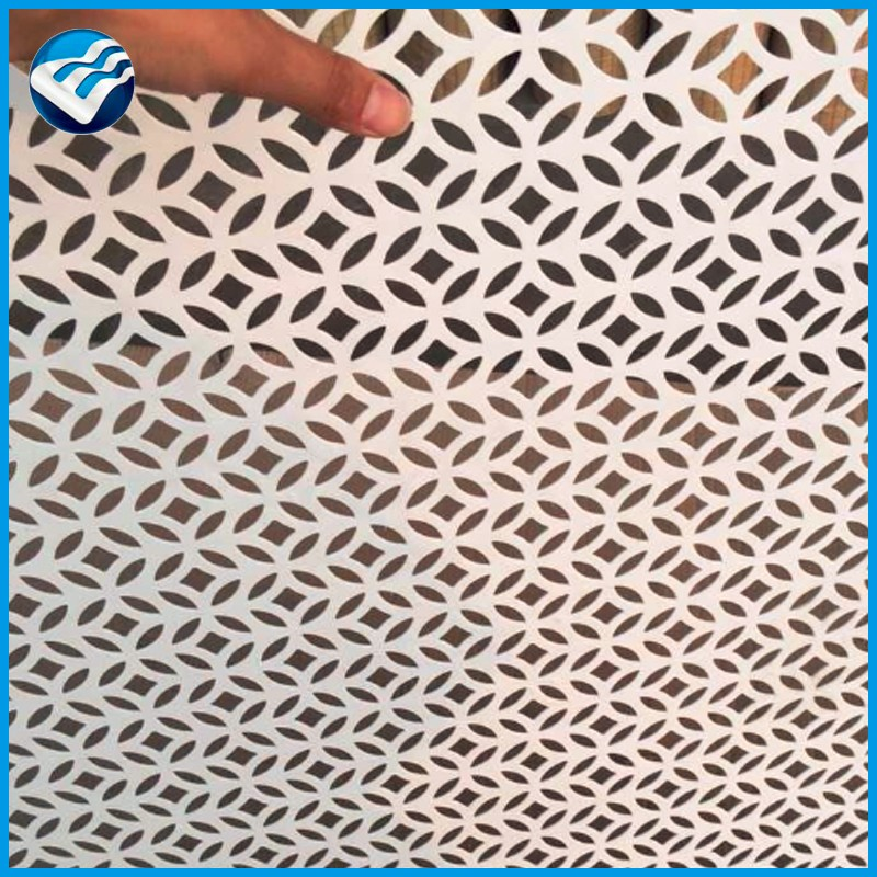 decorative perforated metal mesh screen decorative wall