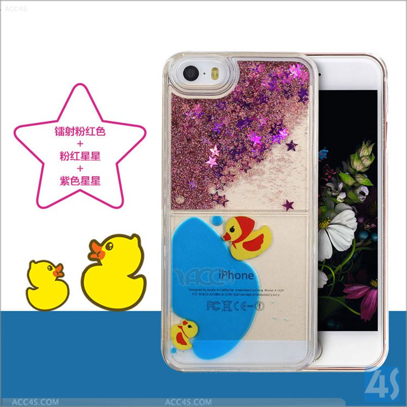 2016 new product Glitter Float Liquid Case for Apple iPhone 6/ 6S 2016 latest fashion design phone cover for iphone 6 case