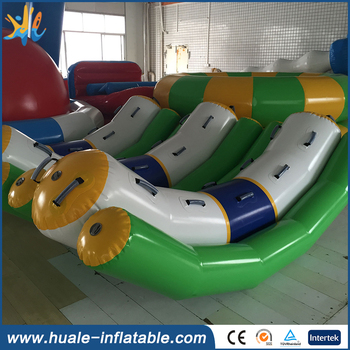 Top quality PVC inflatable water toys for Water Sport Games