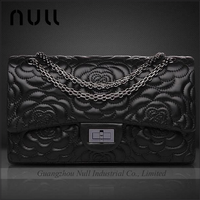 Evening With Chain Hot Sale Origin Design With Strap Korea Fashion Ladies Bags Hanbag Women Genuine Leather